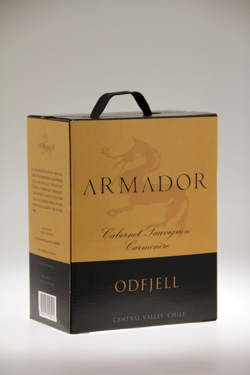 5247006 Odfjell Armador Cabernet Sauvignon Carmenere 2008 
