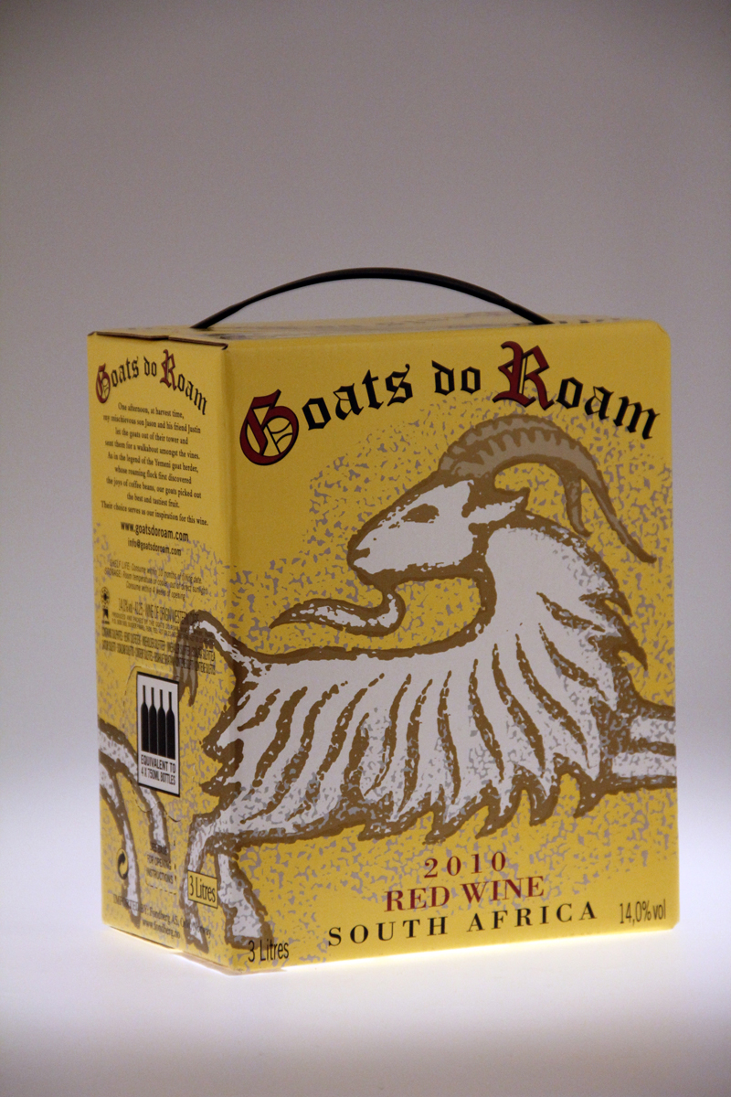 5537506 Goats do Roam 2008 