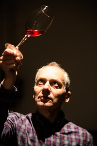Winemaker Enrico Fileppo Photo Svein Lindin